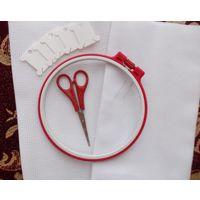 Набор для вышивания крестиком.