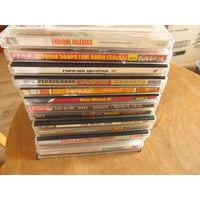Набор музыкальных дисков