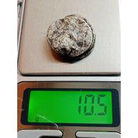Запеканка серебряных монет