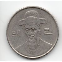 РЕСПУБЛИКА КОРЕЯ 100 ВОН 1995