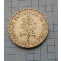 Руанда 50 франков 1977г