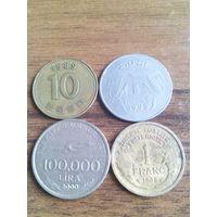Монеты.53