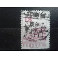 Китай Тайвань 1968 стандарт, мавзолей Сунь Ят-сена