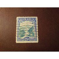 """Британская Ямайка 1932 г.Каслтон, церковь """" Святого Апостола Андрея Первозванного."""""""
