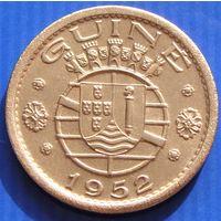 """Гвинея - Бисау """"Португальская"""". 50 сентаво 1952 год KM#8    Тираж: 10.000.000"""