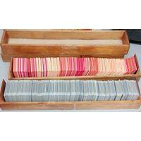 Рамки для слайдов (диапозитивов) c коробкой для хранения.