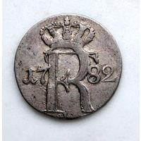 1/24 Талера 1782 Пруссия