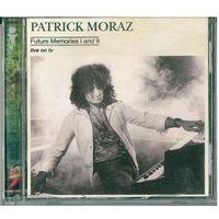 CD  Patrick Moraz - Future Memories I & II (2007) Synth-pop, Experimental, Ambient