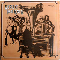 LP Dixie-Party:  Jazz-Collegium Berlin, Ruth Hohmann, Tower-Jazz-Band , Papa Binnes Jazz Band (1979)