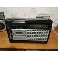 Радио магнитофон vef Sigma 260. Вэф сигма