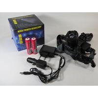 Налобный фонарь Police YT-K12-T6 Zoom