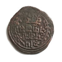 Монета. Старой Индии.
