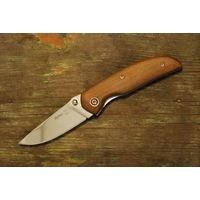 Нож Кизляр Ирбис Сделано в России (пожизненная гарантия производителя) + клипса
