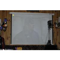 Мобильный ТВ экраном 2 метра и автономным питанием