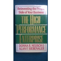 The high performance enterprise: Reinventing the people side of your business // Книга на английском языке