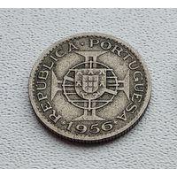 Ангола 2.5 эскудо, 1956 4-11-21