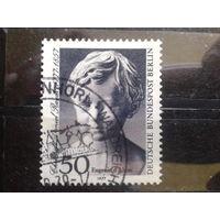 Берлин 1977 бюст мальчика Михель-0,7 евро гаш