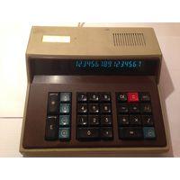 16-разрядный настольный калькулятор ЭЛЕКТРОНИКА МК-59