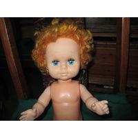 Кукла,СССР,высота 37 см.