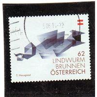 Австрия.Ми-3090. Wyphern Well, Клагенфурт Серия: Австрийские достопримечательности.2013.