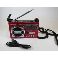 Радиоприемник Waxiba XB-322URT, SD, USB, microSD