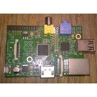 Одноплатный компьютер Raspberry Pi Model B