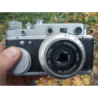 Фотоаппарат зоркий 2 с