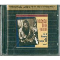 CD Thelonious Monk Quartet - Live At Monterey Jazz Festival, '63 Volume 2 (14 Jan 1997) Hard Bop