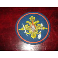 Шеврон Командования ВВС МО РФ