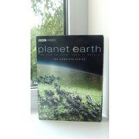 """Редкое издание фильмов  BBC """"Планета земля"""" на 5 дисках все климатические зоны.ОРИГИНАЛ на анлийском языке"""