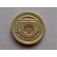 Великобритания 1 фунт 2006