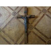 Крест настенный, католический