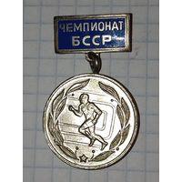 Чемпионат БССР тяжёлый 2 место