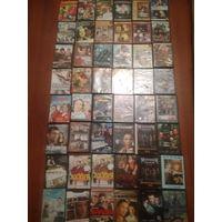Домашняя коллекция DVD-дисков (48 шт)
