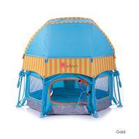 Манеж- домик с отстёгивающейся крышей,водонепроницаемым дном