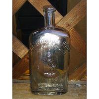 Бутылка подписная.Бутылка С. И. Чепелевецкаго.