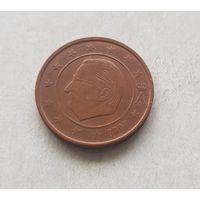2 евроцента 2007 Бельгия