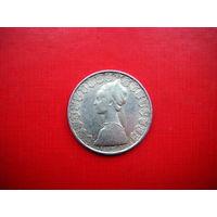 500 лир. 1958г.