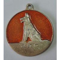Собачья медаль ЗКС. СССР.