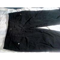 Бриджи плотные типа джинс за счёт покупателя вышлю почтой смотрите мои другие лоты распродаю одежду и обувь дочки, уже выросла и жены есть новые длина 64см, резинка не растянутая п/о 38см