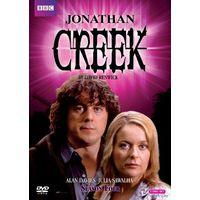 Джонатан Крик / Jonathan Creek (1997-2010) 1.2.3.4 сезоны полностью.