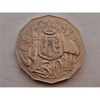 Австралия 50 центов 1976