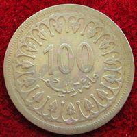 7108:  100 миллимов 1960 Тунис