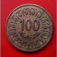 52-24 Тунис, 100 миллимов 2008 г.