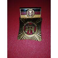 Медаль ГДР