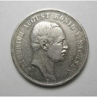 3 марки 1910 Саксония