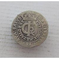 Иоан Казимир Ваза ХХХ грошей Польских 1665г.