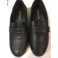 Туфли 34 по стельке 22 НОВЫЕ чёрный