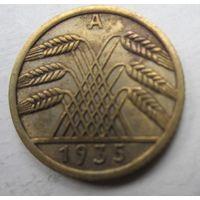 Германия. 5 рейхспфеннигов 1935 A 53