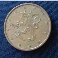 5  евроцент 1999 Финляндия